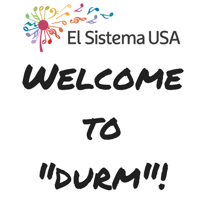 "Welcome To ""Durm""!"